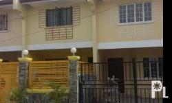 READY-FOR-OCCUPANCY TOWNHOUSE FOR SALE Guitnang Bayan,