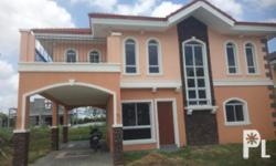 292sqm House and Lot with Golf View area Trece Martirez