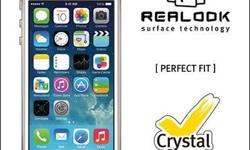 REALOOK PREMIUM QUALITY SCREEN PROTECTORS * Crystal