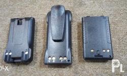 Rechargeable battery for handheld radios. For Motorola