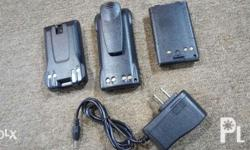 Rechargeable Battery Pack for Radio HAM RADIO