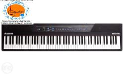 Brand New Alesis Recital 88-Keys Portable Piano