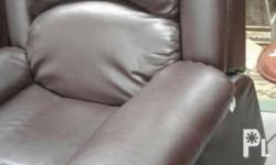 Chair Sofa Recliner Available in Single and double Pure