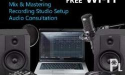 See poster for more details. Home Recording Studio in
