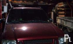 Red Ford Explorer Pick up type Year 2002 For interested