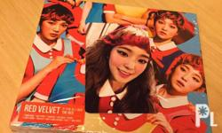 Red Velvet 1� - The Red For sale only, trade not