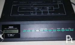 Yamaha TX7 FM Tone Generator Classic sound of the DX7
