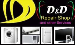 Ref Washing Machine TV Aircon Repair in Quezon City ?