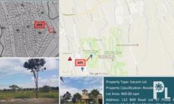 Reference No: (SID-00267-FM-0) Residential Vacant Lot