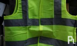 Reflector vest for visibility for inquiry just txtcall