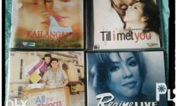 Regine Velasquez VCD Collection *Kailangan ko'y Ikaw
