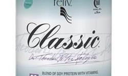 Reliv Classic® delivers a powerful, synergistic array