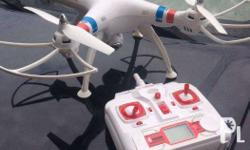 Remote Control Drone Syma X8c with lots of extras 3