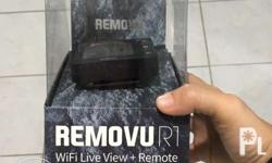 Selling my preloved Removu R1 Remote control with LCD
