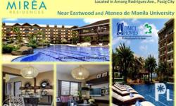 2-Bedroom & 3-Bedroom Affordable Condo near UP