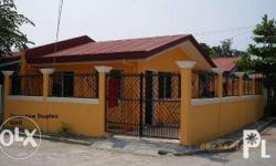 VILLA EVITA SUBDIVISION - Affordalble House and Lot For