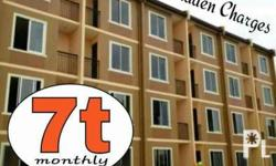 Rent to Own Residential Condominium- Located at - Buhay