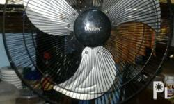 im selling mu used industrial deskfan used but still in