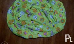 Preloved high chair/car seat cover tiny tillia