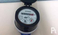 Zenner Water Meter Exclusive Distributor in the
