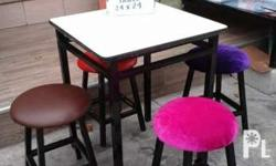 we customized restaurant tables and chairs any sizes
