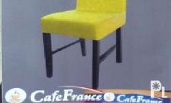 Restaurant Tables And Chairs Stylish and Modern Yet