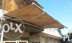 RETRACTABLE AWNING MOTORIZE and MANUAL FOR - CEBU,