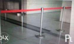 iPOLE Retractable Belt Stanchions WITH FREE CUSTOMIZED