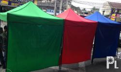 Personalized Sidewalls(only) Pricelist (tents price