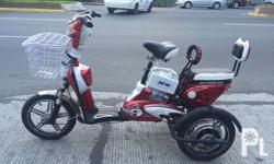 ebike specs: MODEL:Auro-Tp (BRAND NEW) COLOR: Red,