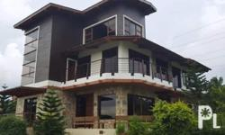 4 bedroom House and Lot for Sale in Tagaytay City RFO