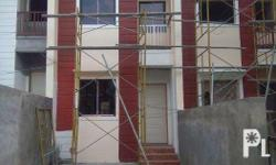 Ready for Occupancy at LumangBayan Villas infront of