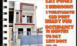 Ready for occupancy in Manuyo Dos very near highway,
