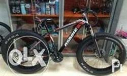 Specs 3x7speeds with shock and disc brakes mechanical