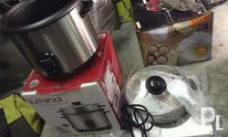 ricecooker 10 cup lumina brand stainless body 700
