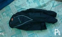 Jacket with padding, only 2 times worn, large made in