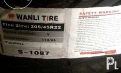 Brand new Wanli tire Made in China Available size &