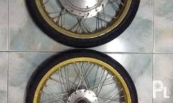 Rim set for mio sporty/mio soul Cogeo antipolo