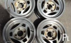 Commodore with tires set/4pcs..good condition,no