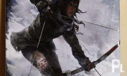 Rise of the Tomb Raider: The Official Art Book - or