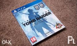 Rise of the Tomb Raider 20 Year Celebration Edition No