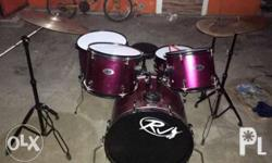 BRAND NEW !!! Full Size Complete Drum Set with