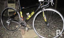 frame and fork:vios (generic) sti:sora 8 speed rd and