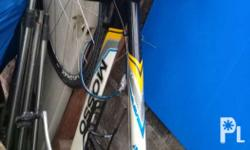 For Sale or Swap Roadbike Mosso can be swap to mountain
