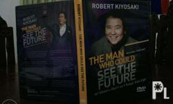 "Rare ""The Man Who Can See the Future"" DVD by Robert"