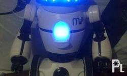 MiP is a robot with emotions and it wants to play with