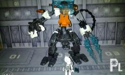 Second hand toys for sale 1. - 2. Lego like robot with