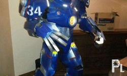 Ask about our other ROBOT CHARACTERS (Transformers,