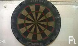 Robson spectra dart board (angle wires) and 24g Harrows