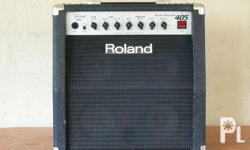 Roland GC-405 Guitar Amplifier Built like a Mini-stack